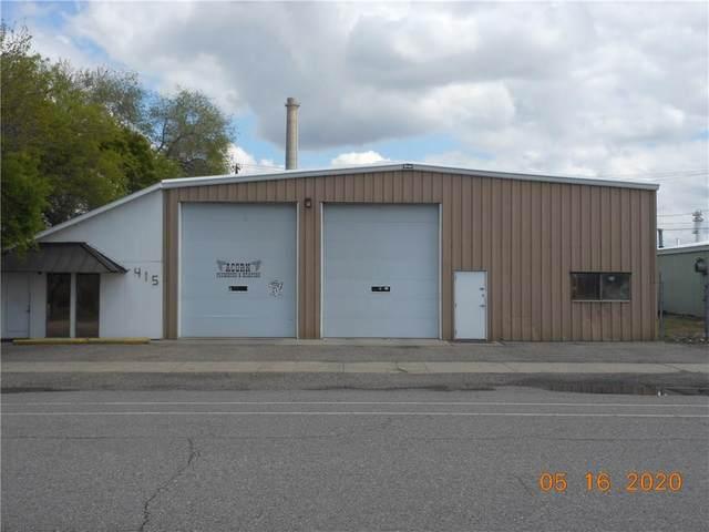415 South 25th Street, Billings, MT 59101 (MLS #305364) :: Search Billings Real Estate Group