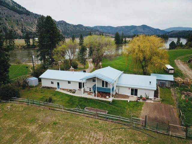 1137 River Road West, Plains, Other-See Remarks, MT 59859 (MLS #305414) :: MK Realty