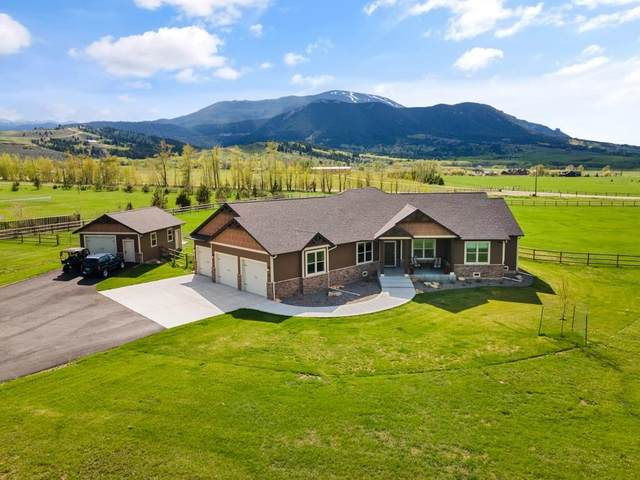 26 Meadow Circle, Red Lodge, MT 59068 (MLS #305586) :: MK Realty