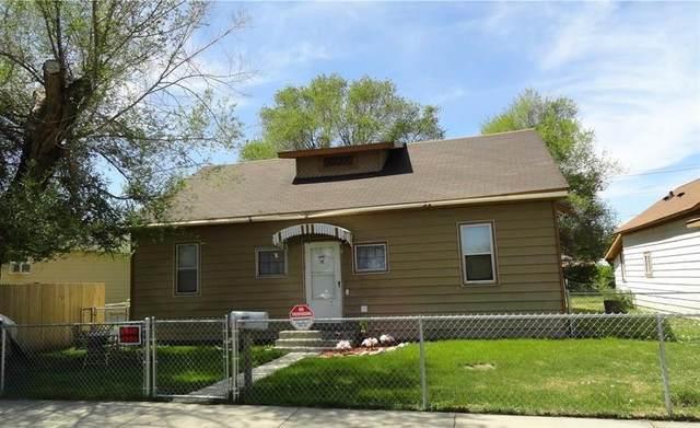 806 S 31st Street, Billings, MT 59101 (MLS #305828) :: Search Billings Real Estate Group