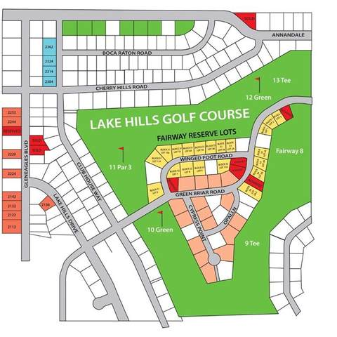 Lot 4A Block 51 Winged Foot Drive, Billings, MT 59105 (MLS #307364) :: Search Billings Real Estate Group