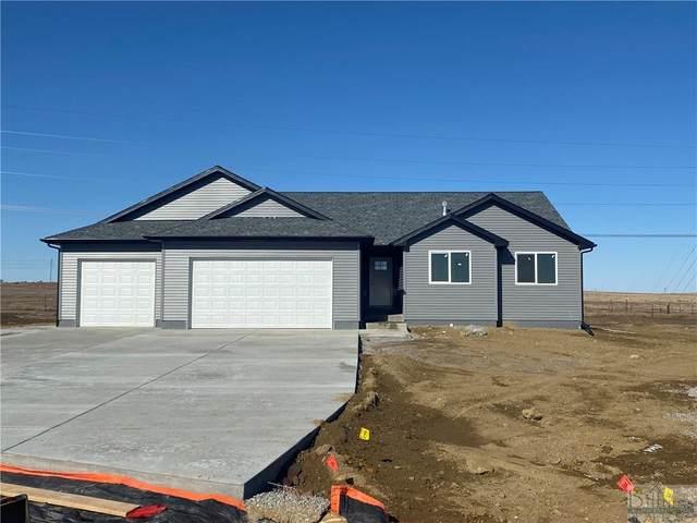2405 Bonito Loop, Billings, MT 59105 (MLS #307601) :: Search Billings Real Estate Group