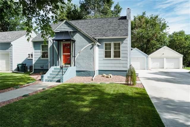611 Burlington Avenue, Billings, MT 59101 (MLS #307618) :: MK Realty