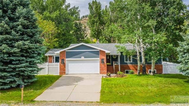 4423 Toyon Drive, Billings, MT 59102 (MLS #307674) :: Search Billings Real Estate Group