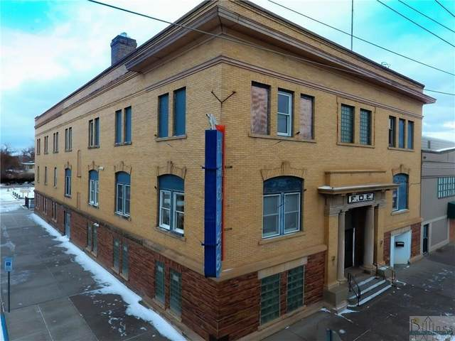 24 N 8TH Street, Miles City, MT 59301 (MLS #307697) :: Search Billings Real Estate Group