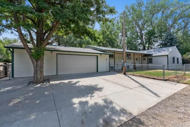 2115 Hillner Lane, Billings, MT 59105 (MLS #309236) :: Search Billings Real Estate Group