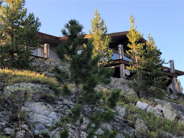 47 Sawmill Road, Cooke City, MT 59020 (MLS #309249) :: Search Billings Real Estate Group