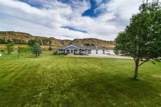 27 Rimrock Drive, Park City, MT 59063 (MLS #309355) :: Search Billings Real Estate Group