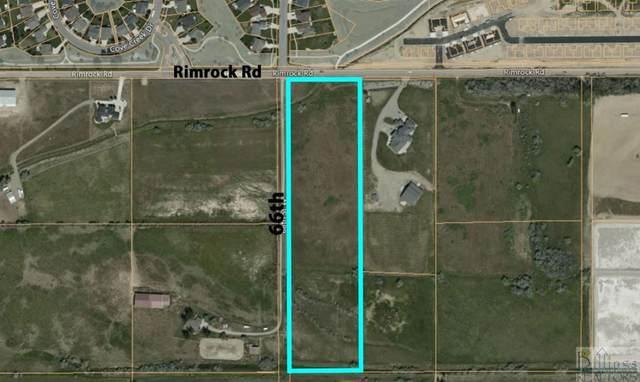 Lot 12A Rimrock, Billings, MT 59106 (MLS #309365) :: Search Billings Real Estate Group
