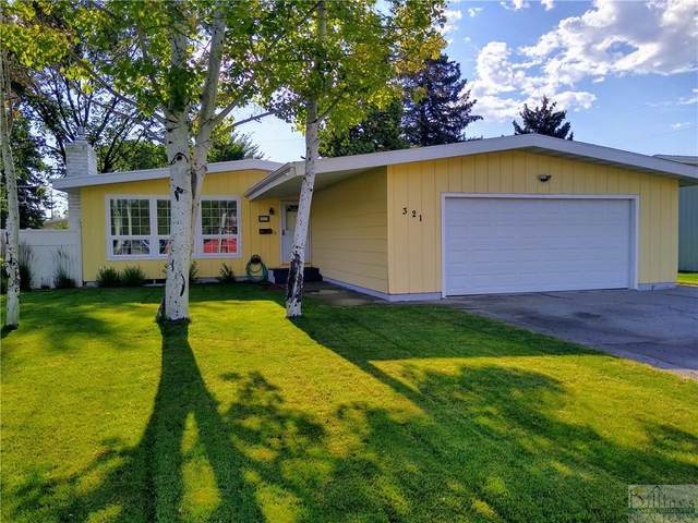 321 Glee Place, Billings, MT 59102 (MLS #309411) :: Search Billings Real Estate Group