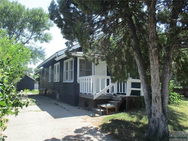 610 W 3rd Street, Hardin, MT 59034 (MLS #310528) :: MK Realty