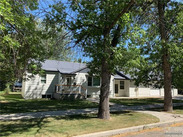 320 2nd St West, Roundup, MT 59072 (MLS #310541) :: Search Billings Real Estate Group