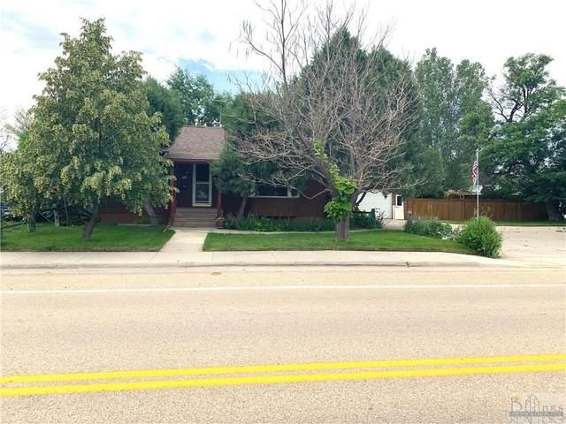 710 3rd Street W, Hardin, MT 59034 (MLS #310620) :: MK Realty