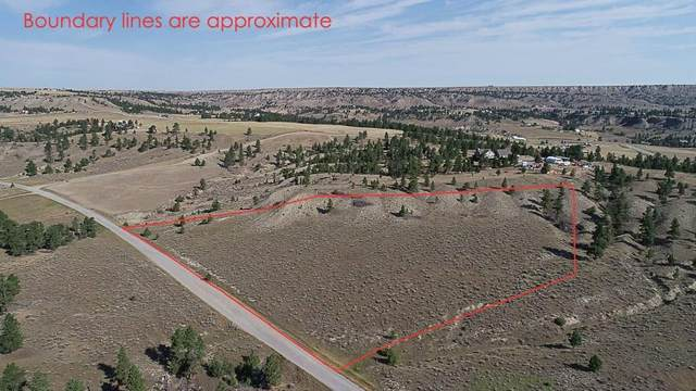 TBD Medicine Man Trail, Molt, MT 59057 (MLS #310705) :: Search Billings Real Estate Group