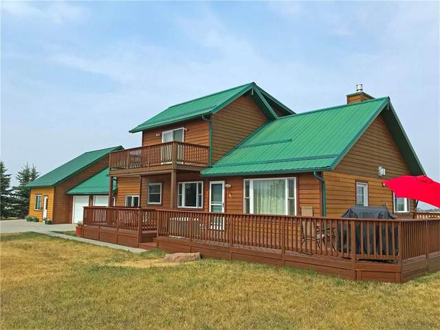 26 Palisade Basin Drive, Red Lodge, MT 59068 (MLS #310844) :: Search Billings Real Estate Group