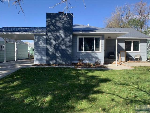 237 N Diamond Street, Columbus, MT 59019 (MLS #310952) :: The Ashley Delp Team