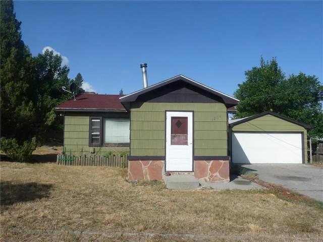 1264 Calamity Jane Boulevard, Billings, MT 59101 (MLS #311072) :: MK Realty