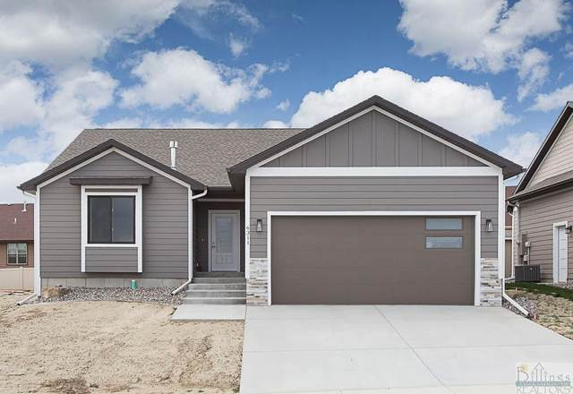 6311 Southern Bluffs, Billings, MT 59106 (MLS #311087) :: Search Billings Real Estate Group