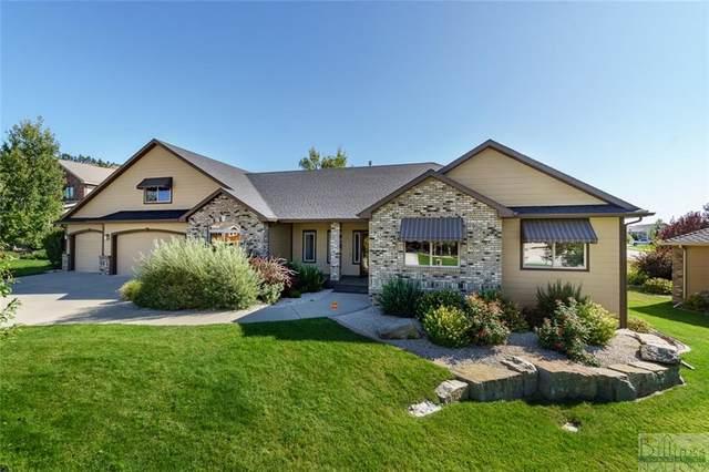 3486 Stone Mountain Circle, Billings, MT 59106 (MLS #311280) :: Search Billings Real Estate Group