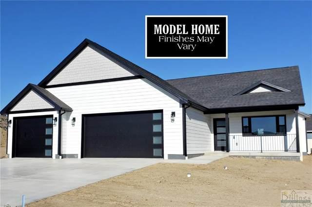 5148 Clemson Drive, Billings, MT 59106 (MLS #311334) :: Search Billings Real Estate Group