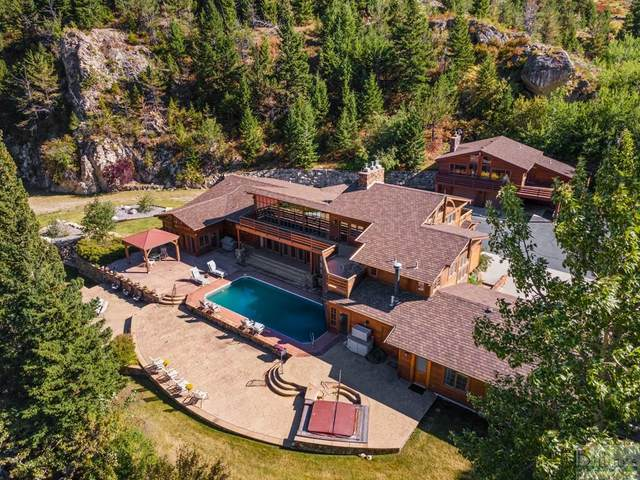 6506 Us Hwy 212, Red Lodge, MT 59068 (MLS #311515) :: The Ashley Delp Team
