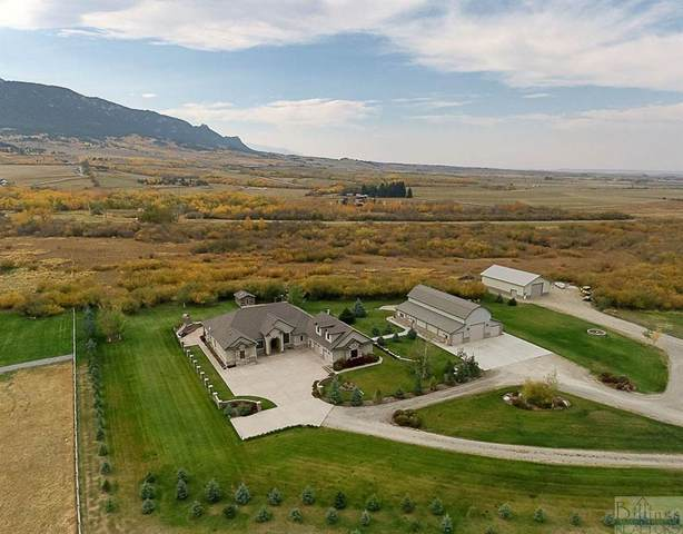 21 Lipton Lane, Red Lodge, MT 59068 (MLS #311811) :: The Ashley Delp Team