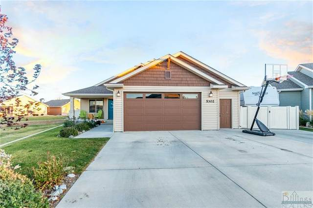 5302 S Castle Stone Square, Billings, MT 59106 (MLS #311864) :: Search Billings Real Estate Group