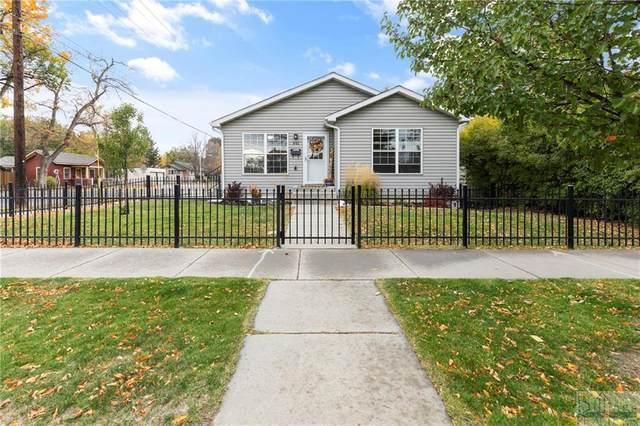 445 Wyoming, Billings, MT 59102 (MLS #311911) :: Search Billings Real Estate Group