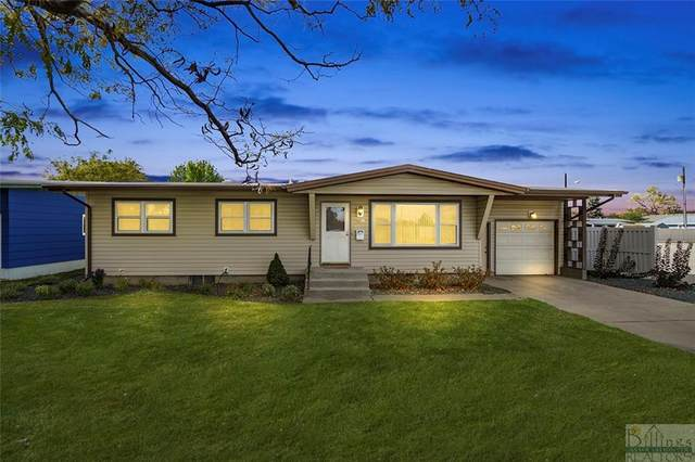 420 15TH ST W, Billings, MT 59102 (MLS #311978) :: Search Billings Real Estate Group