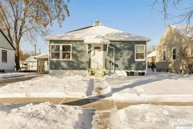 418 Idaho Ave, Laurel, MT 59044 (MLS #312005) :: Search Billings Real Estate Group