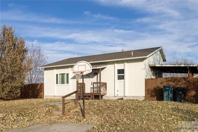 3701 Cambridge Drive, Billings, MT 59101 (MLS #312068) :: Search Billings Real Estate Group