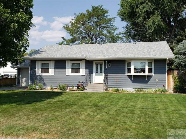 2317 Canyon Drive, Billings, MT 59102 (MLS #312100) :: Search Billings Real Estate Group