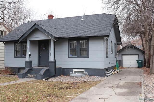 608 Clark, Billings, MT 59101 (MLS #313198) :: Search Billings Real Estate Group