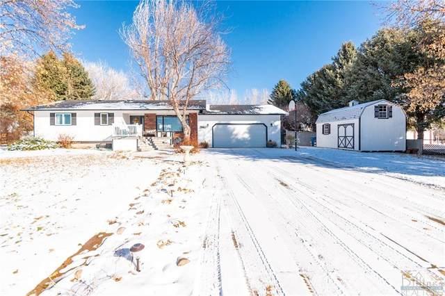 2941 Saratoga Trail, Billings, MT 59105 (MLS #313292) :: Search Billings Real Estate Group