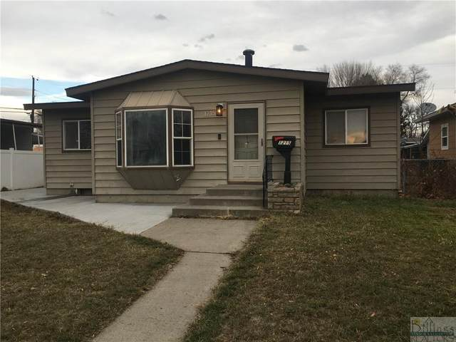 1215 Harney, Billings, MT 59101 (MLS #313336) :: Search Billings Real Estate Group