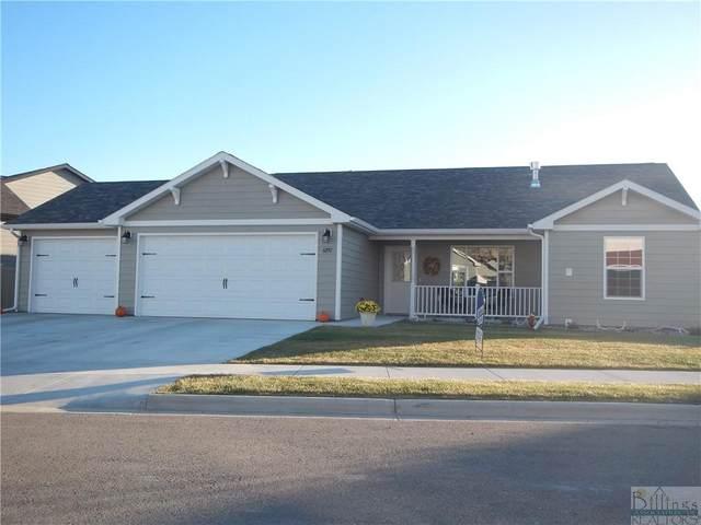 6892 Copper Ridge Loop, Billings, MT 59106 (MLS #313404) :: Search Billings Real Estate Group