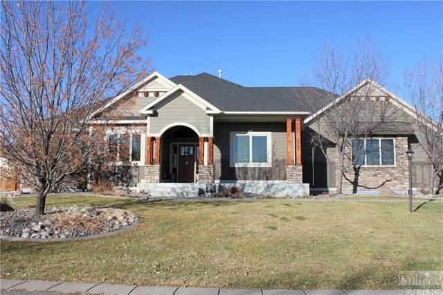 6083 Hazelwood, Billings, MT 59106 (MLS #313492) :: Search Billings Real Estate Group