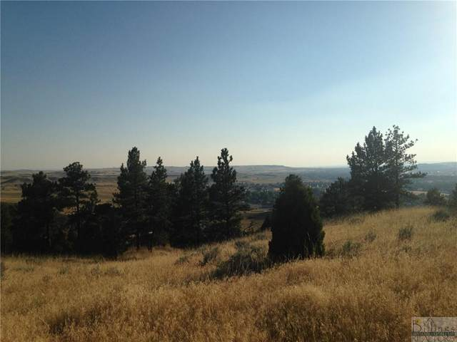 1 Summit Ridge Road, Billings, MT 59101 (MLS #314732) :: MK Realty