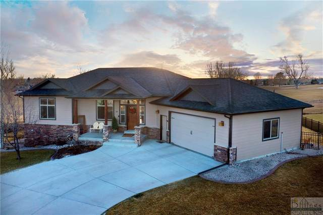 340 Cherry Hills Rd, Billings, MT 59105 (MLS #314803) :: MK Realty