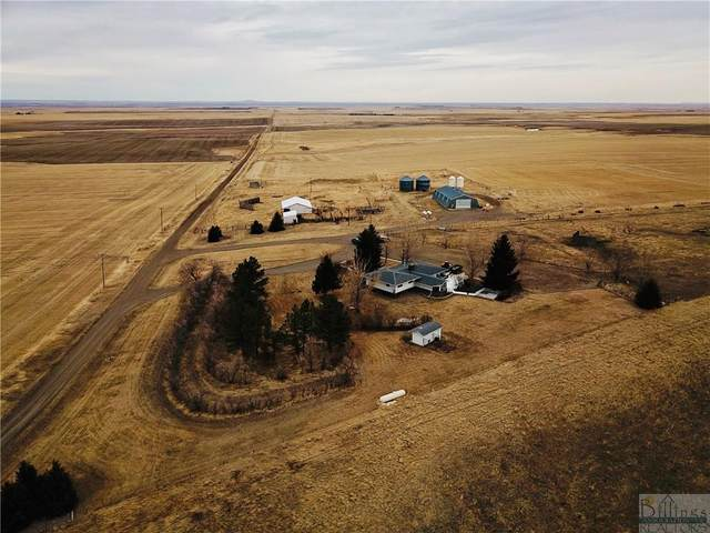 1350 Stageline Road, Other-See Remarks, MT 59450 (MLS #314866) :: Search Billings Real Estate Group