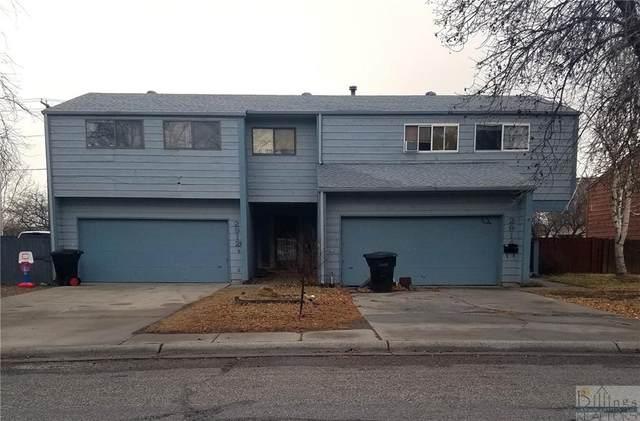 2912 & 2914 Millice Avenue, Billings, MT 59102 (MLS #314905) :: MK Realty