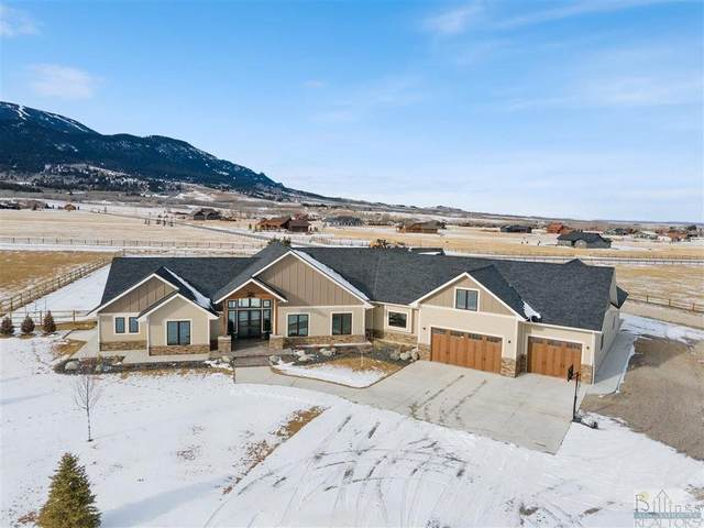 4 Meadow Circle, Red Lodge, MT 59068 (MLS #314932) :: The Ashley Delp Team