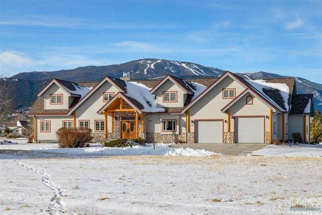 1937 Pine Ridge Road, Red Lodge, MT 59068 (MLS #314975) :: The Ashley Delp Team