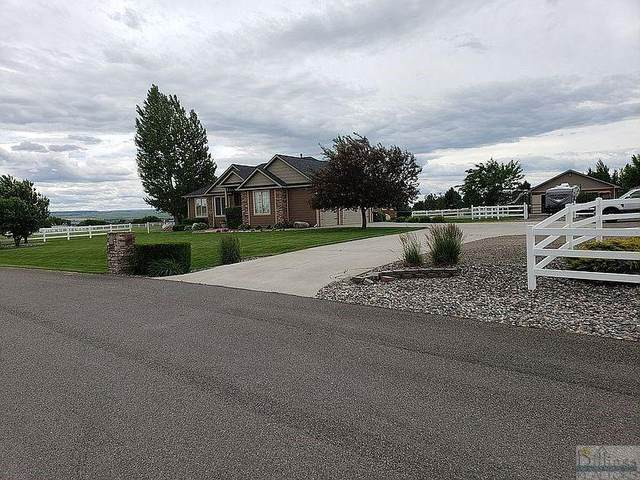 1615 Pheasant Brook Circle, Laurel, MT 59044 (MLS #314984) :: The Ashley Delp Team