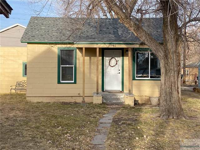 939-943 N 23rd Street, Billings, MT 59101 (MLS #316495) :: Search Billings Real Estate Group