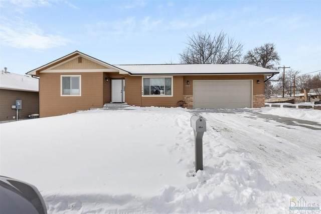 2432 Icewine Dr, Billings, MT 59102 (MLS #316503) :: Search Billings Real Estate Group