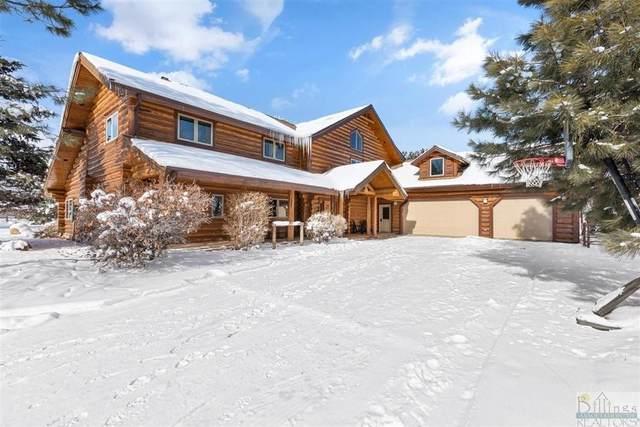 1800 43rd Street W, Billings, MT 59106 (MLS #316546) :: Search Billings Real Estate Group
