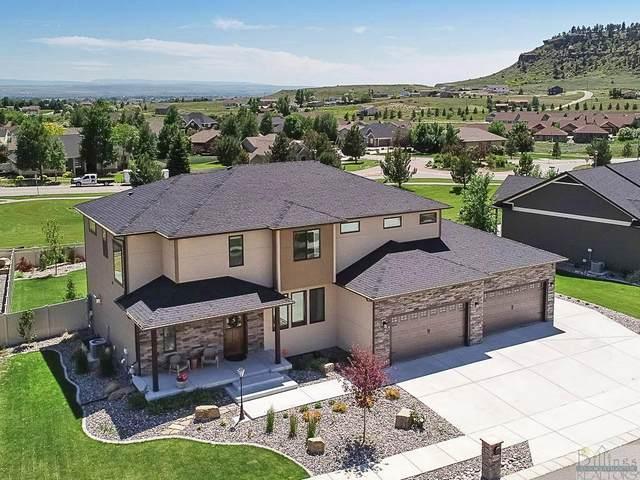 6254 Timbercove Dr, Billings, MT 59106 (MLS #316574) :: Search Billings Real Estate Group