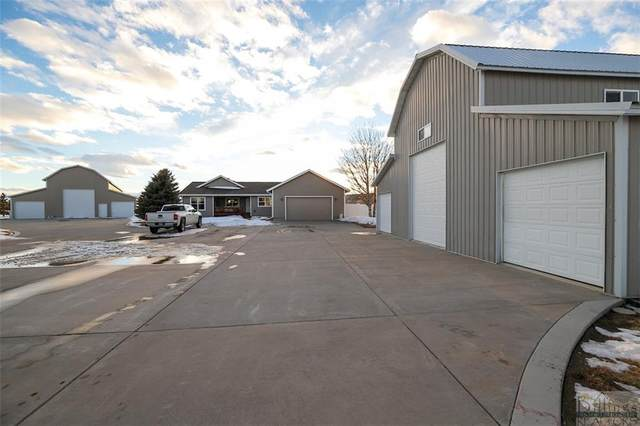 11 Kebschull Rd, Roberts, MT 59070 (MLS #316587) :: Search Billings Real Estate Group