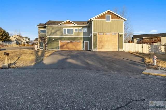 100 Lakewood Circle, Billings, MT 59105 (MLS #316802) :: The Ashley Delp Team